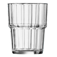 Arcoroc 61697 Norvege 8.5 oz. Old Fashioned Stackable Rocks Glass by Arc Cardinal - 72/Case