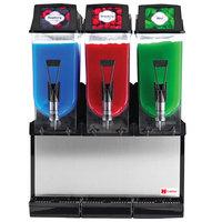 Crathco FROSTY 3 (1206-011) Triple 3.2 Gallon Granita / Slushy / Frozen Beverage Machine - 115V