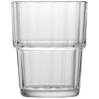 Arcoroc 60024 Norvege 6.5 oz. Stackable Rocks / Old Fashioned Glass by Arc Cardinal - 72/Case