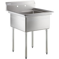 Steelton Metal Products 1 Compartment Sinks