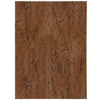 H. Risch, Inc. DRIFTWOOD-1V Driftwood 5 1/2 inch x 8 1/2 inch Customizable 1 View Menu Cover