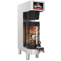 Grindmaster PBC-1V (1004-005) PrecisionBrew 1.5 Gallon Single Automatic Shuttle Coffee Brewer for Vacuum Shuttles - 240V