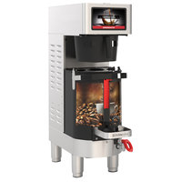 Grindmaster PBC-1A (1004-001) PrecisionBrew 1.5 Gallon Single Automatic Shuttle Coffee Brewer for Air-Heated Shuttles - 240V