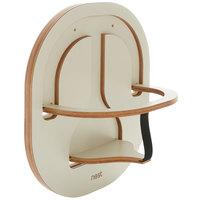 Chair Nest CN3010 Sandstone Gray Laminate Wooden Child Safety Seat