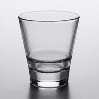 Libbey 15869 Endeavor 8 oz. Stackable Rocks / Old Fashioned Glass - 12/Case