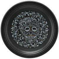 Homer Laughlin 46741590 Skull and Vine Foundry 11 3/4 inch Plate - 4/Case