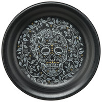 Homer Laughlin 146141590 Skull and Vine Foundry 6 3/4 inch Appetizer Plate - 12/Case