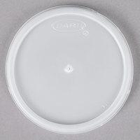 Dart 4JL 4 oz. Translucent Vented Lid - 1000/Case