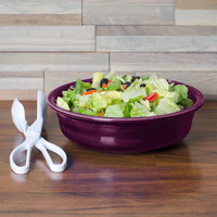 Fiesta Tableware from Steelite International HL455343 Mulberry 2 Qt. Extra Large China Bowl - 4/Case