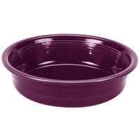 Homer Laughlin 455343 Fiesta Mulberry 2 Qt. Extra Large China Bowl - 4/Case