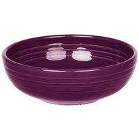 Homer Laughlin 1458343 Fiesta Mulberry 38 oz. Medium China Bistro Bowl - 6/Case