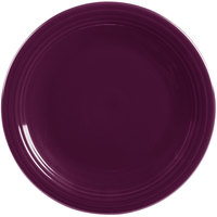 Homer Laughlin 467343 Fiesta Mulberry 11 3/4 inch China Round Chop Plate - 4/Case