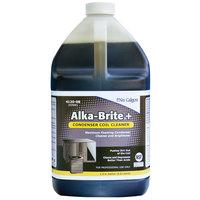 Nu-Calgon 4120-08 1 Gallon Alka-Brite + Condenser Coil Cleaner   - 4/Case