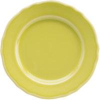 Homer Laughlin 54141913 Terrace Citrus 6 1/4 inch China Plate - 36/Case