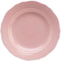 Homer Laughlin 112641916 Terrace Pink 20 oz. China Pasta Bowl - 12/Case