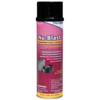 Nu-Calgon 4290-75 18 oz. Nu-Blast Aerosol Condenser Coil Cleaner   - 6/Case