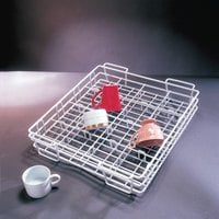 10 Strawberry Street CUP16 16-Compartment Wire Cup Rack
