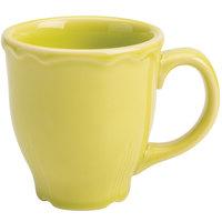 Homer Laughlin 106541913 Terrace Citrus 10 oz. China Mug - 36/Case