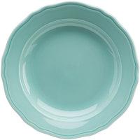 Homer Laughlin 112641915 Terrace Aqua 20 oz. China Pasta Bowl - 12/Case