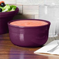 Fiesta Tableware from Steelite International HL723343 Mulberry 28 oz. China Gusto Bowl - 6/Case