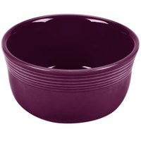Homer Laughlin 723343 Fiesta Mulberry 28 oz. China Gusto Bowl - 6/Case