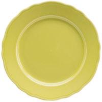 Homer Laughlin 54441913 Terrace Citrus 9 inch China Plate - 24/Case