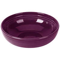 Homer Laughlin 1472343 Fiesta Mulberry 96 oz. Extra Large China Bistro Bowl - 4/Case