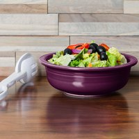 Fiesta Tableware from Steelite International HL471343 Mulberry 41 oz. China Serving Bowl - 4/Case