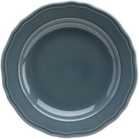 Homer Laughlin 112641914 Terrace Gray 20 oz. China Pasta Bowl - 12/Case