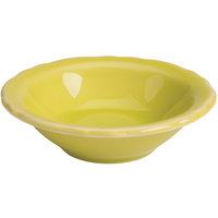 Homer Laughlin 52941913 Terrace Citrus 3.75 oz. China Fruit / Monkey Dish - 36/Case