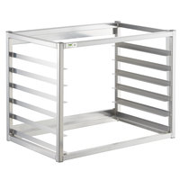 Regency Wall Mounted Sheet / Bun Pan Rack - 28 inch x 21 inch x 18 inch