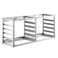 Regency Wall Mounted Sheet / Bun Pan Rack - 40 inch x 13 inch x 18 inch