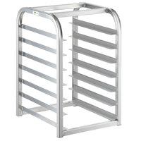Regency 7 Pan End Load Countertop Half Sheet / Bun Pan Rack