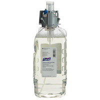 Purell® 8565-04 CX Series 1500 mL Professional Fragrance-Free Foaming Hand Soap - 4/Case