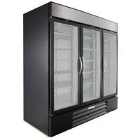 Glass Door Merchandiser Freezers