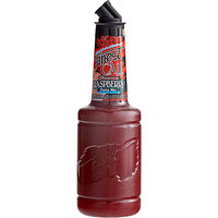 Finest Call 1 Liter Premium Raspberry Puree Mix