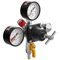 Avantco 178REGULATP2 2-Gauge Primary CO2 Regulator