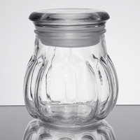 Anchor Hocking 95942 Melon 4.5 oz. Spice Jar with Lid   - 6/Case