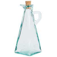 Tablecraft 617 Marbella 12 oz. Oil & Vinegar Cruet