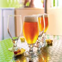 Arcoroc 7134 10.5 oz. Cervoise Stemmed Pilsner Glass by Arc Cardinal - 24/Case