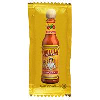 Cholula 0.25 oz. Original Hot Sauce Portion Packet - 200/Case