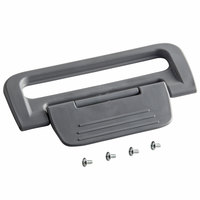 Carlisle IT400LA23 Grey Assembly Latch with Screws for IT400 Food Pan Carriers