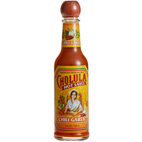 Cholula 5 oz. Chili Garlic Hot Sauce - 12/Case