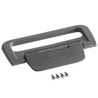 Carlisle IT141618LA23 Grey Assembly Latch with Screws for IT400 Food Pan Carriers