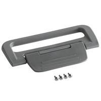 Carlisle IT1000LA23 Grey Assembly Latch with Screws for IT1000 Beverage Dispensers