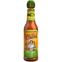 Cholula 5 oz. Chili Lime Hot Sauce - 12/Case