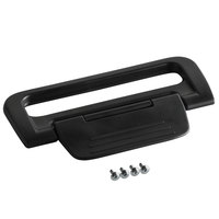 Carlisle IT141618LA03 Black Assembly Latch with Screws for IT400 Food Pan Carriers