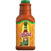 Cholula 64 oz. Chili Lime Hot Sauce - 4/Case