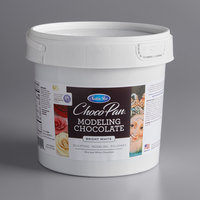 Satin Ice ChocoPan 10 lb. Bright White Modeling Chocolate