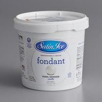 Satin Ice 2 lb. Pearl Shimmer Vanilla Fondant